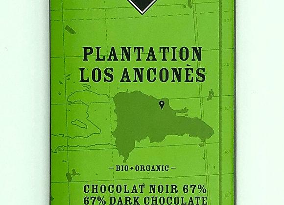 Michel Cluizel - Plantation Los Ancones 67%