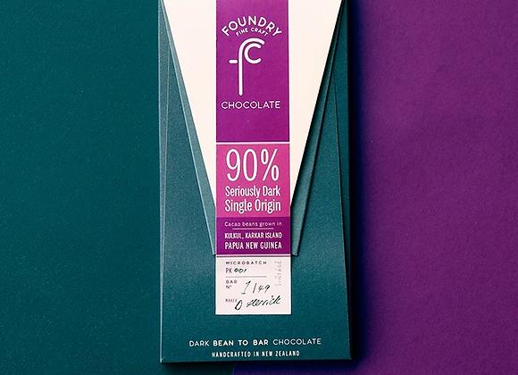 Foundry Chocolate - Karkar Island, PNG 90%