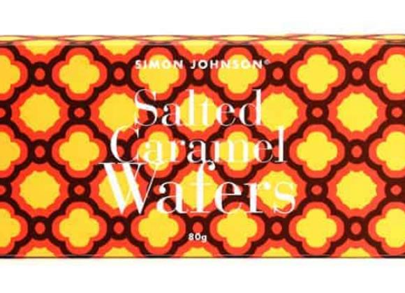 Salted Caramel Wafers - Simon Johnson