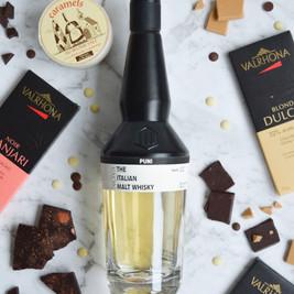 chocolate-whisky-pairing-valrhona-dulcey-jivara-mangari