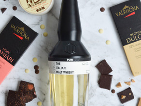 The New Perfect Pairing - Whisky & Chocolate
