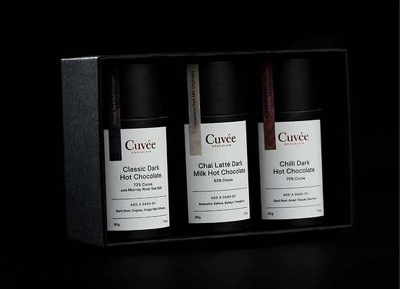 Cuvée Hot Chocolate Collection