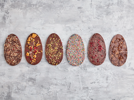 Why do we give chocolate Easter eggs?