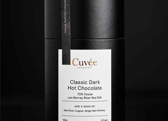 Cuvée 72% Hot Chocolate - Sea Salt