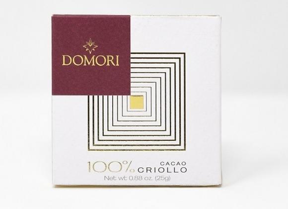 Domori - Criollo 100%