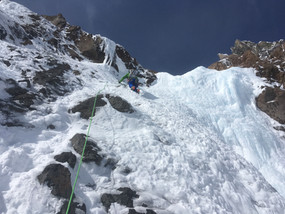 Mount Hood via North Face (Right Gully)