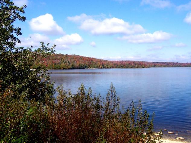 Harriman Reservoir | Wilmington VT