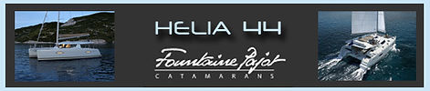 Helia 44 - Fountaine Pajot