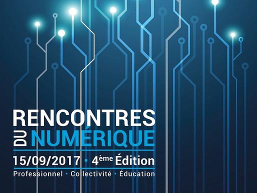Naotic participe à la 4 ème édition des rencontres du numérique ORDISYS à Nimes.
