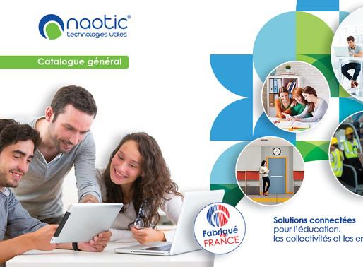 Le catalogue Naotic fait le plein de nouveautés !