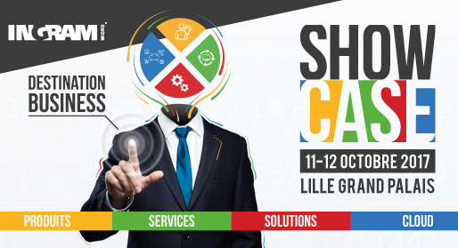 Showcase INGRAM Micro : une offre Education renforcée par Naotic.