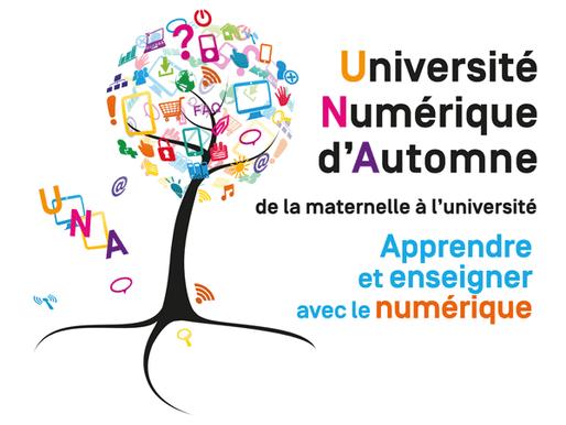 UNA de Dijon : Quadria présente les solutions Naotic pour l'école numérique.