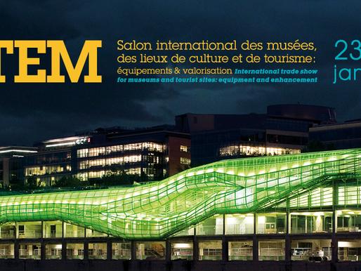 Musée et lieux culturels : les solutions Naotic au SITEM.