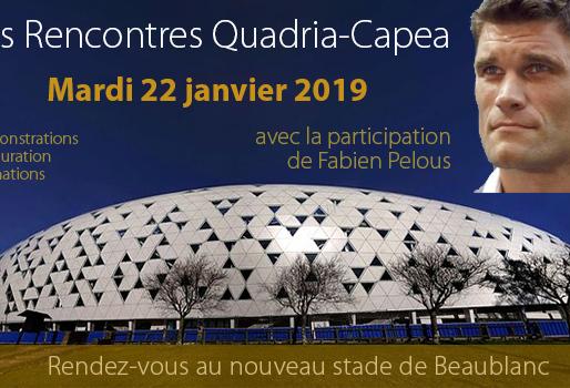 Naotic présent aux rencontres  QUADRIA-CAPEA à Limoges