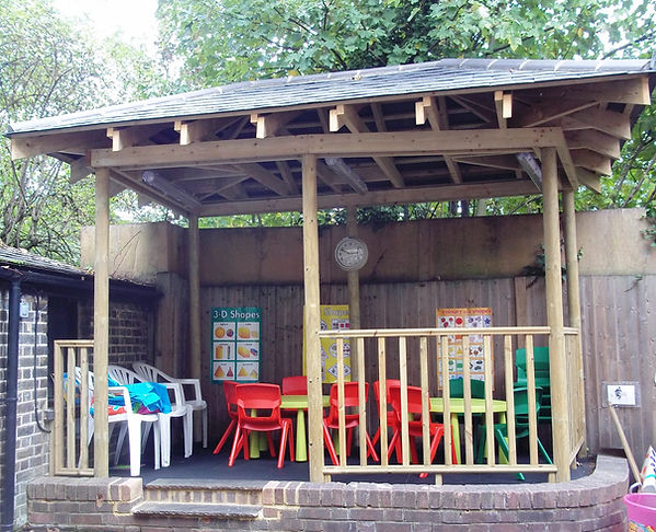 Blackheath Montessori Outdoor Classroom