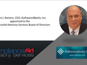 ComplianceAid Advisory Services Appoints Vincent Raniere, Founder & CEO, iSoftware4Banks, to its BOD