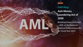 Anti-Money Laundering Act of 2020