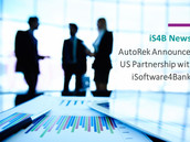 AutoRek Announces US Partnership with iSoftware4Banks
