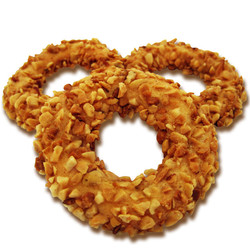 unidades cookie de amendoim