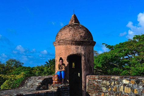 Omoa, un lugar lleno de historia