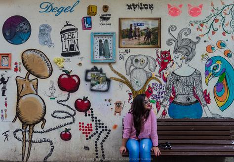 Tel Aviv, lleno de color y arte | Israel