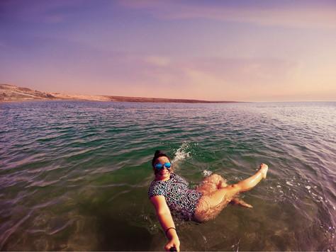 Flotando en el Mar Muerto | Israel