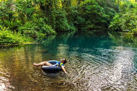 Pulhapanzak, un imperdible en el Lago de Yojoa