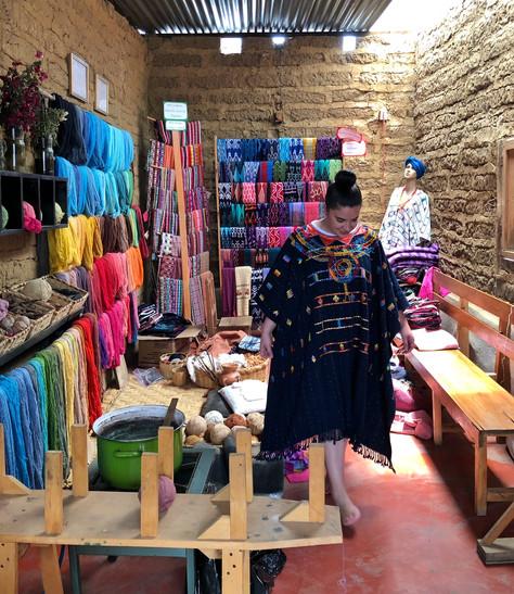 Transformando el algodón en arte | Guatemala