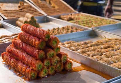 Festival de los Sentidos: Un paseo gastronómico   Israel