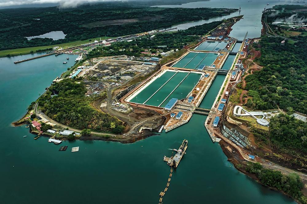 Foto Cortesía de Canal de Panamá
