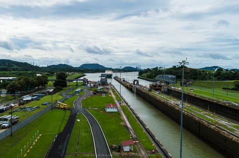 El impresionante Canal de Panamá | Panamá