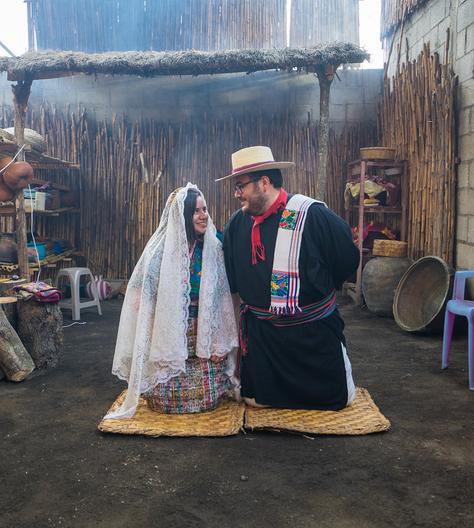 ¿Boda Real? No - ¿Boda Maya? Sí | Guatemala