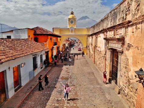 Mi cumpleaños: Día perfecto en la mágica Antigua | Guatemala