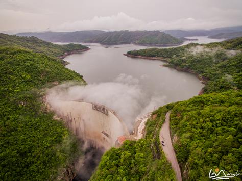 El Cajón, la represa más grande de Centroamérica