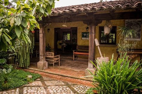 Finca Santa Isabel, Copán
