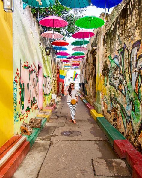 """Getsemaní, el barrio """"cool"""" de Cartagena"""