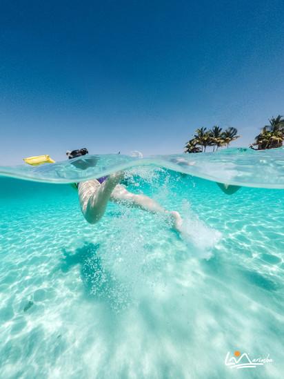 2 islas, 13 cayos, 1 paraíso: Cayos Cochinos