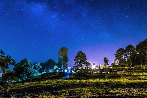 Lluvia de Estrellas en Lepaterique