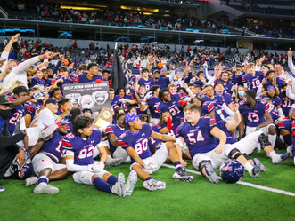 The title is back in Denton: Ryan caps perfect season with State Championship (Denton RC)