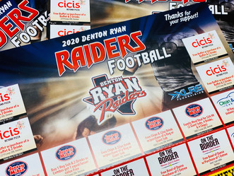 2020 Raider Football Fall Fundraiser