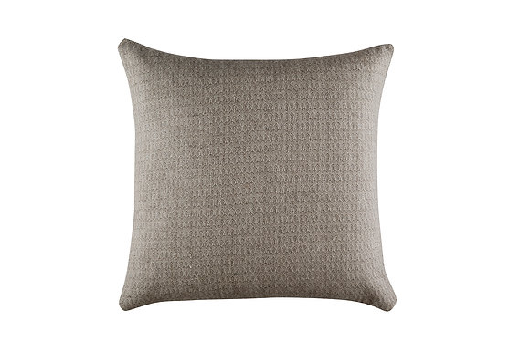 Kashmir Woollen Cushion- Grey
