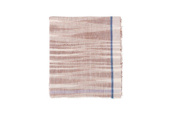 COTTON KHADI TOWEL- MINK