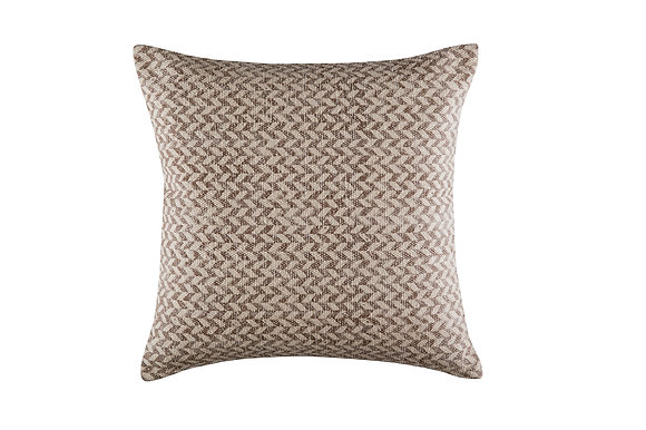 Ivy Cushion - Musk/Ivory