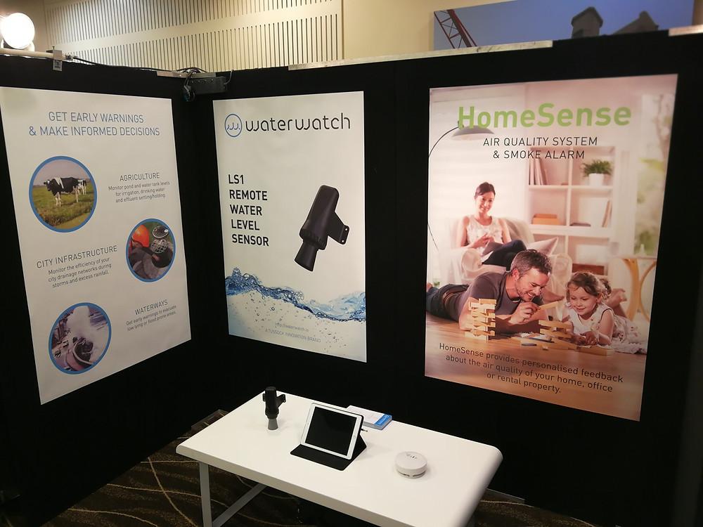 Waterwatch & HomeSense by Tussock Innovation