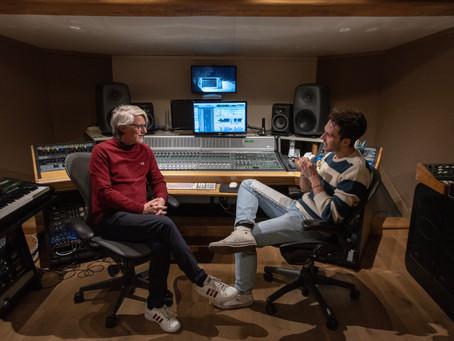 """""""Grazie Walter Savelli per avermi avviato al pianoforte"""": Eric Buffat si racconta a Rockography"""
