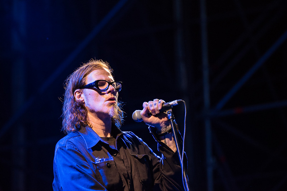 Mark Lanegan Pistoia Blues 2018