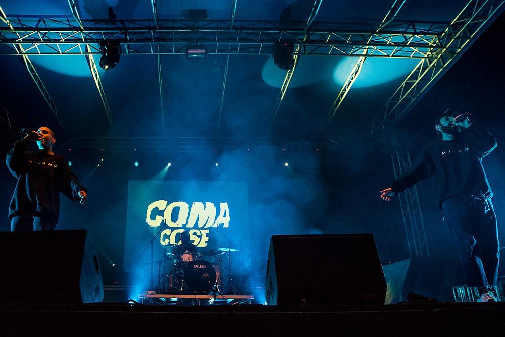 """Coma_Cose live all'Arena Puccini nell'ambito del festival """"Tutto molto bello"""""""