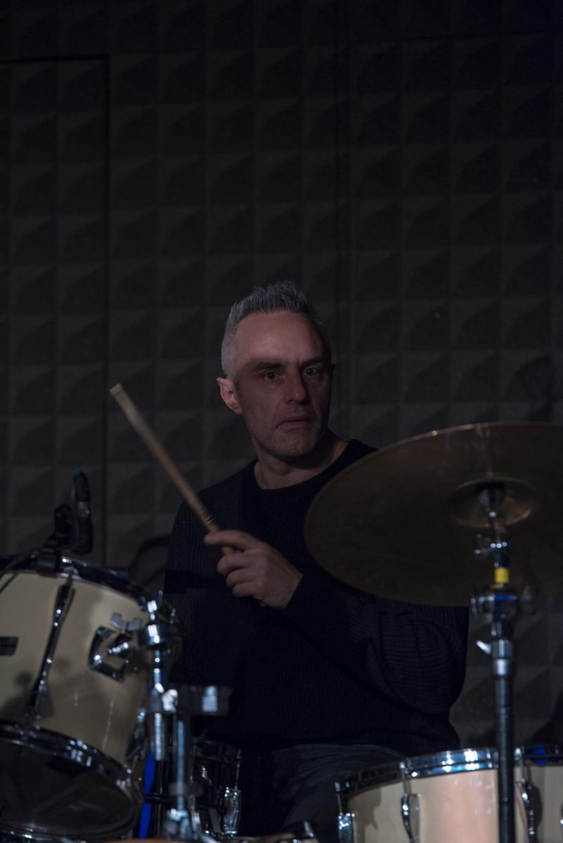 Marco Rovinelli - batteria