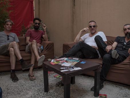 """""""Potenti, viscerali ed eleganti, ecco chi siamo"""": l'intervista dei Casablanca per Rockography"""