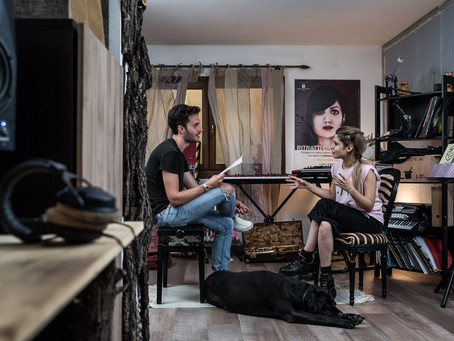 """""""La musica ? Una questione di cuore e anima"""": Beatrice Antolini si racconta a Rockography"""